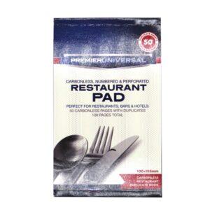 Restaurant Duplicate Book