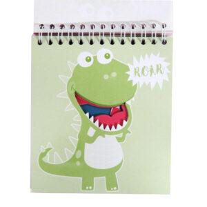 Dino Notebook - Open 2