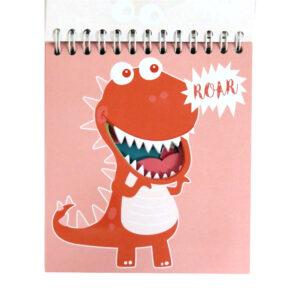 Dino Notebook - Open