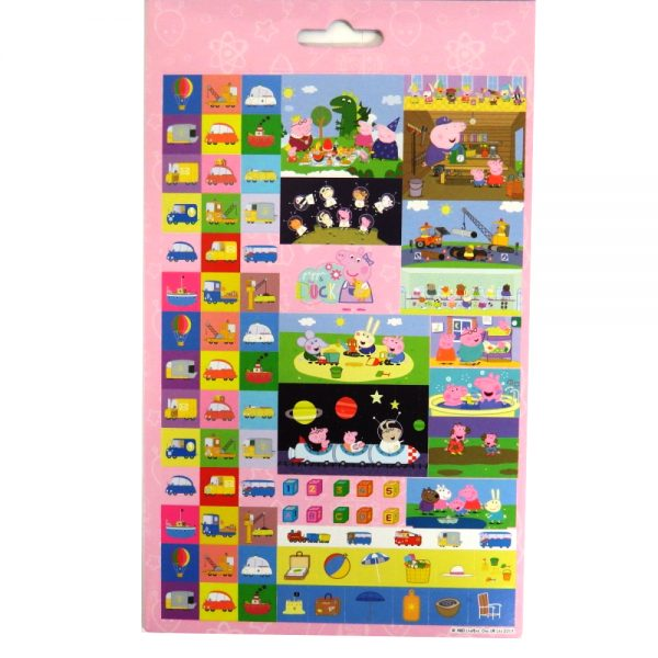 Peppa Pig Children/'s Kids Luggage Tag Travel