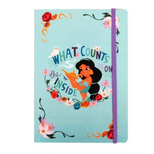 Aladdin Princess Jasmine Writing Journal A5 Notebook