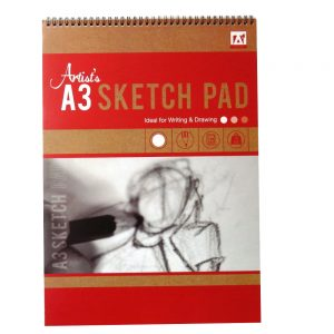 A3 Large Drawing and Sketch Book Pad