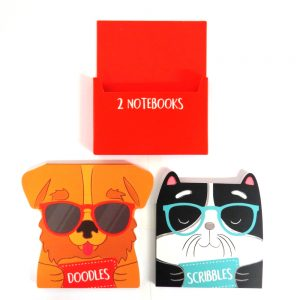 Puurfect Pets Pocket Notebooks