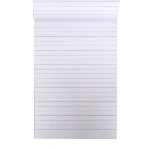 A5 Ruled Lined Paper Writing Notepad
