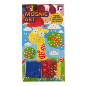 Mosaic Art Craft Pack Giraffe