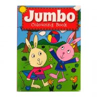 P2153 Jumbo Colouring Book 1