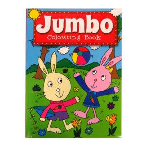 P2153 Jumbo Colouring Book 1