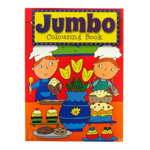 P2173 Jumbo Colouring Book 2
