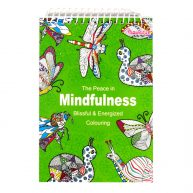 Mindfulness Colouring Book 4