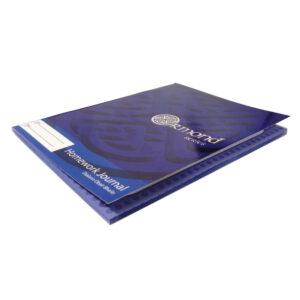 Ormond 88 Page Homework Journal - Purple