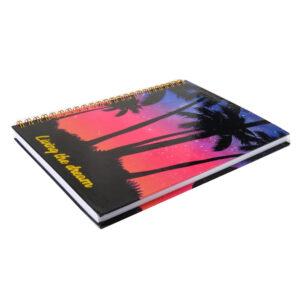 A5 Notebook Living The Dream