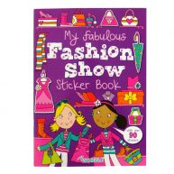 Fabulous Fashion Show Sticker and Activity Book