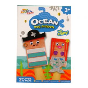 Grafix Ocean Bag Puppets