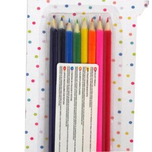 Pixie Pony Velvet Colouring Pencils 2