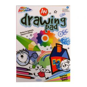 Grafix A4 Pastel Drawing Pad