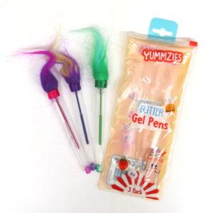 Yummzies Glitter Gel Pens