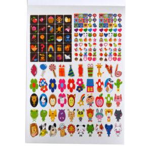 Grafix Mega Mega Sticker Book 3