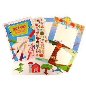 Grafix Childrens Scrapbook Kit 3
