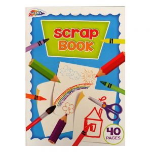 Grafix Childrens Scrapbook Kit 2