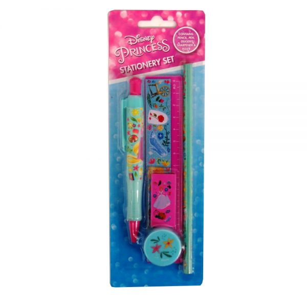 Disney Princesses Stationery Set