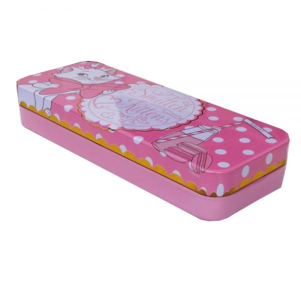 Disney Aristocats Marie Tin Pencil Case
