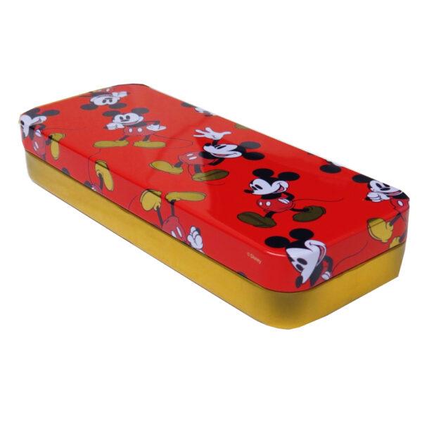 Disney Mickey Mouse Tin Pencil Case