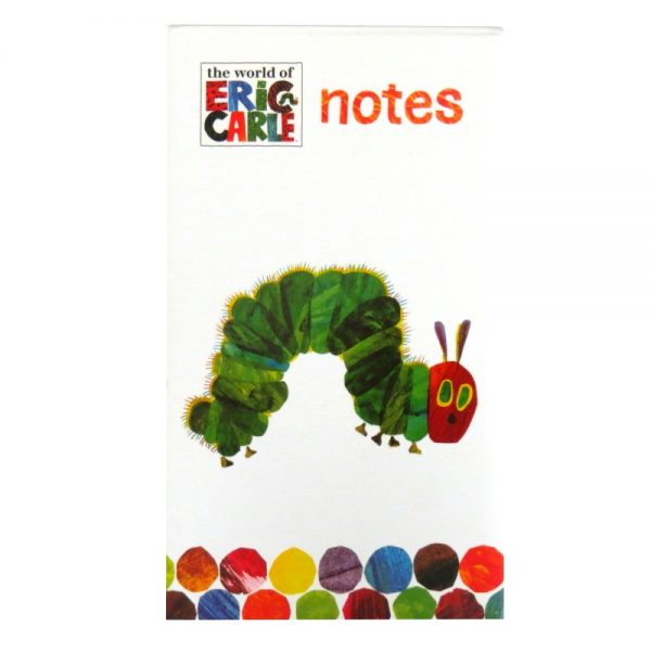 Eric Carle Hungry Caterpillar Tall Memo Block
