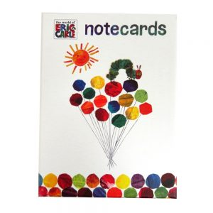 Eric Carle Hungry Caterpillar Illustrated Notecard Box Set