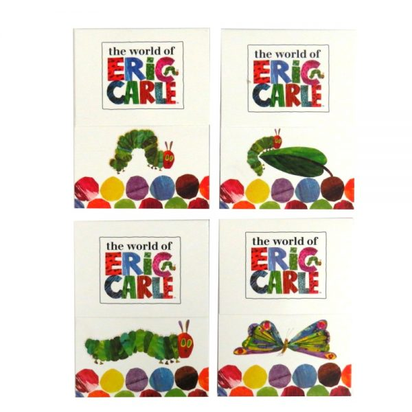 Eric Carle Hungry Caterpillar Pocket Notebook