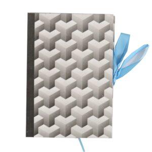 A5 Notebook 3D Steps