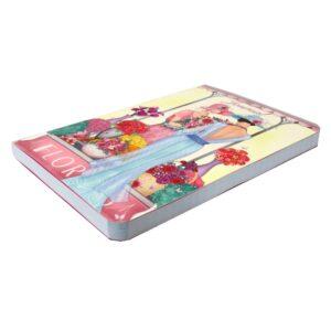Claire Coxon A5 Notebook Journal, Florist Ladies