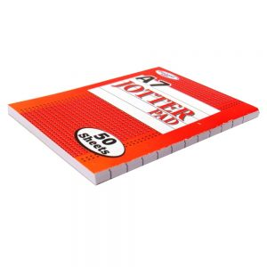 A7 Jotter Notepads, Pack of 12