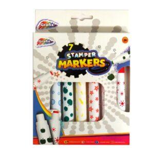 Grafix Stamper Marker Pens