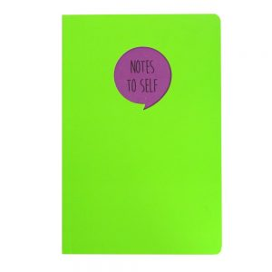 Grafix A5 Speech Quote Notebook Notes to Self