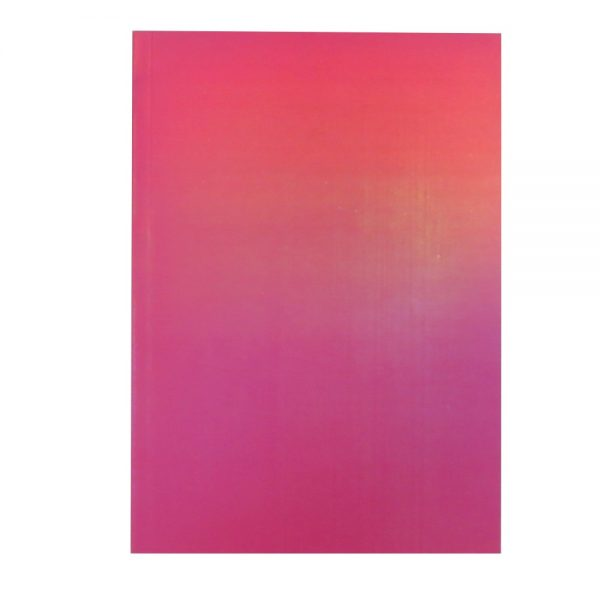 Grafix A5 Metallic Dreams Notebook Pink