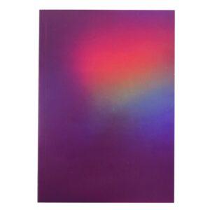 Grafix A5 Metallic Dreams Notebook Purple
