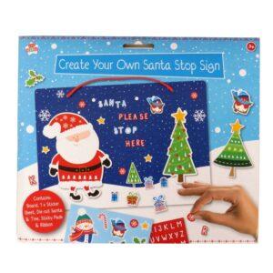 Christmas Make Your Santa Stop Here Sign