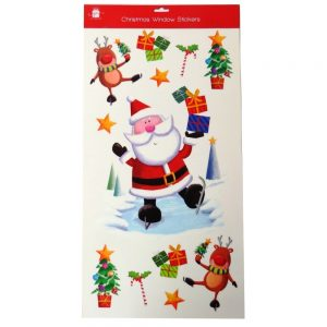 Christmas Large Window Stickers