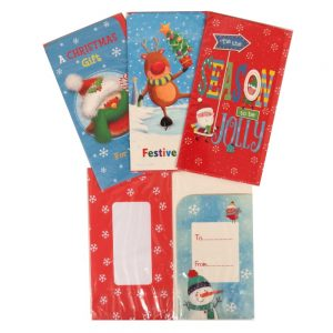 Money Wallets Pack of 4 Cute Designs Front 2