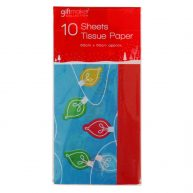 Christmas Printed Tissue Paper Contemporary