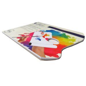 Nassau Fine Art Palette Paper Pad - Front 2