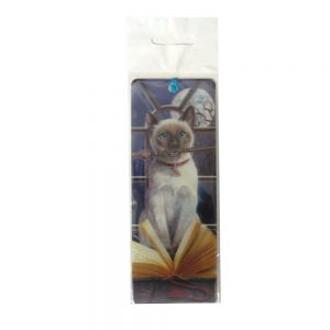 Lisa Parker Super 3D Moving Bookmark, Hocus Pocus