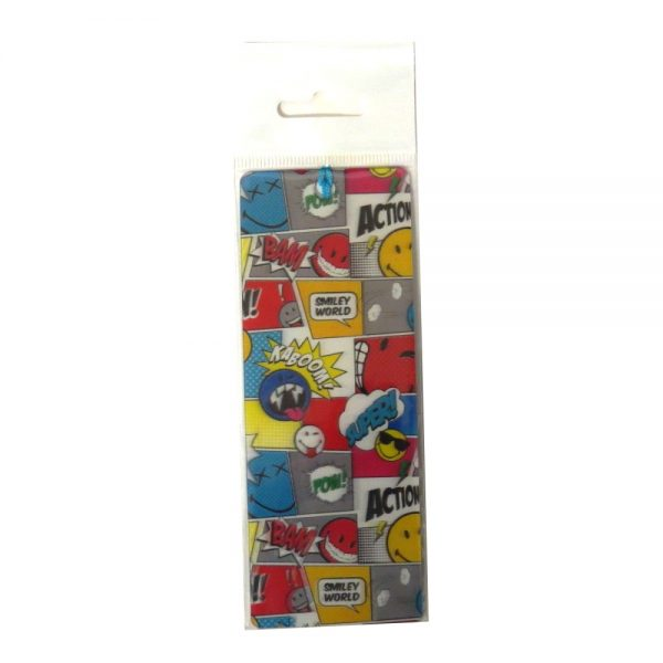 Bookmark - Comic Book - Front