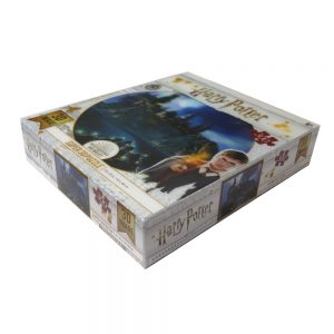 Harry Potter Super 3D Jigsaw Puzzle, 300 Piece, Hogwarts