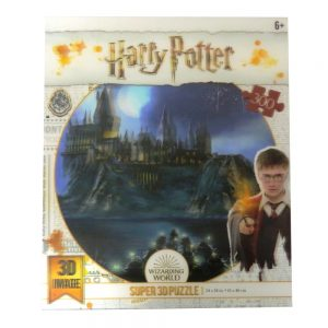 Harry Potter Jigsaw Puzzle Hogwarts - Front