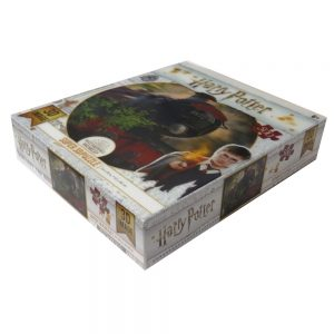 Harry Potter Jigsaw Puzzle Hogwarts Express - Front 2