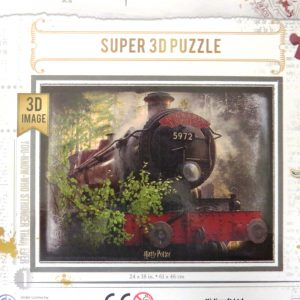 Harry Potter Jigsaw Puzzle Hogwarts Express - Front 3