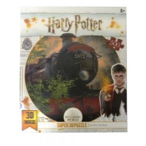 Harry Potter Jigsaw Puzzle Hogwarts Express - Front