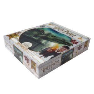Harry Potter Super 3D Jigsaw Puzzle, 500 Piece, Norbert