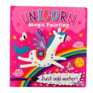 Unicorn Magic Painting Book